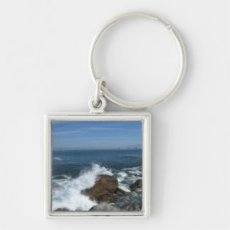 Pacific Froth Keychain