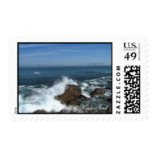 Pacific Froth; Mailing Products Postage Stamp