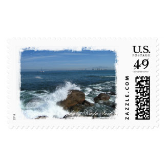 Pacific Froth; Mailing Products Stamp