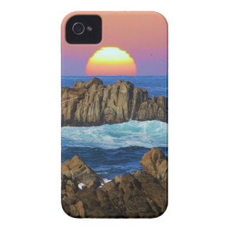 Pacific Grove Coast iPhone 4 Cover