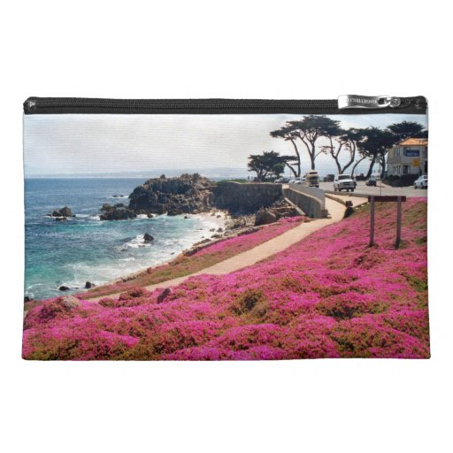 Pacific Grove-Monterey Calif Travel Accessory Bags