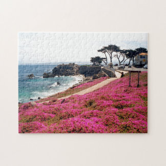 Pacific Grove-Monterey Calif Jigsaw Puzzle