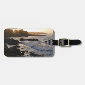Pacific Grove Sunset Tags For Bags