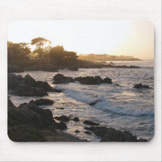 Pacific Grove Sunset Mouse Pad