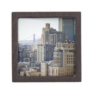 Pacific Heights and Golden Gate Bridge Gift Box