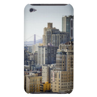 Pacific Heights and Golden Gate Bridge iPod Touch Case