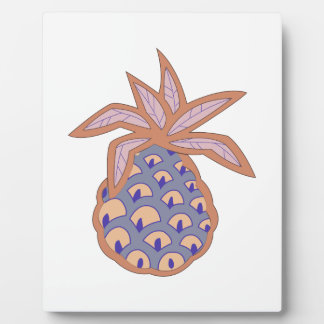 PACIFIC ISLAND PINEAPPLE PHOTO PLAQUES
