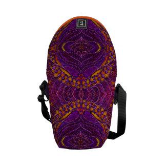 Pacific Kelp Sunset 1 Messenger Bag