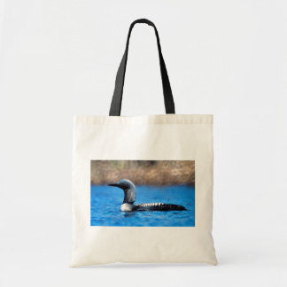 Pacific Loon Canvas Bags