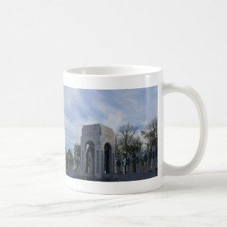 Pacific Memorial WWII Memorial Coffee Mug