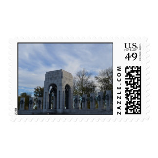 Pacific Memorial WWII Memorial Postage Stamps