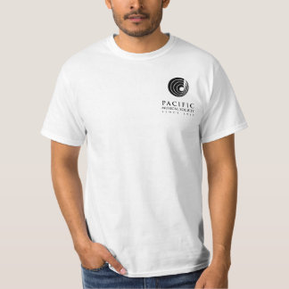 Pacific Musical Society 2012 Pocket Front T Shirt