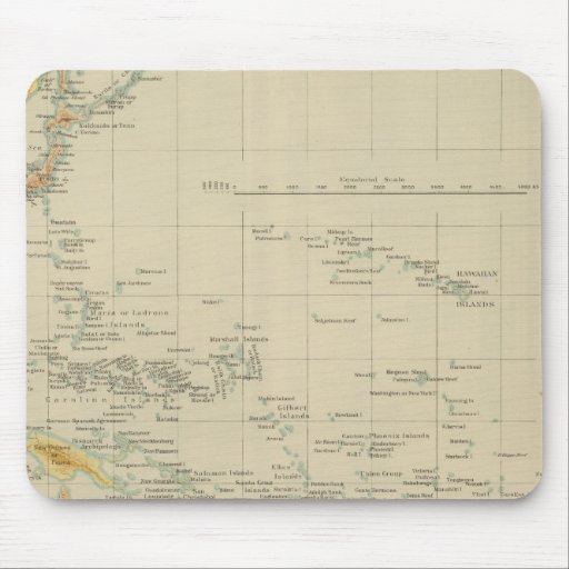 Pacific No 1 Mouse Pad
