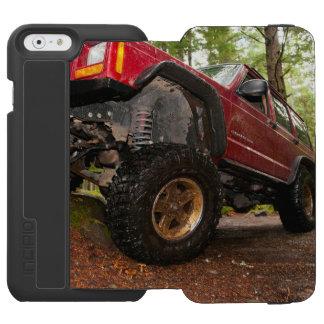 Pacific Northwest 4x4 iPhone 6/6s Wallet Case