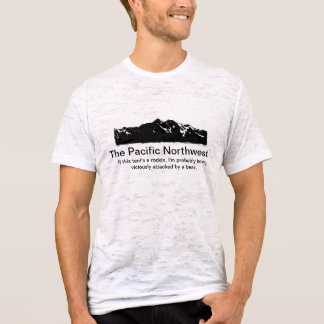 Pacific Northwest Camping T-Shirt
