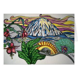Pacific Northwest Dream Card