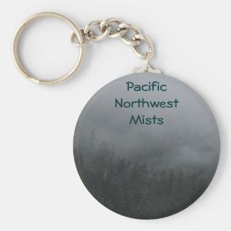 PACIFIC NORTHWEST MISTS Series Keychain