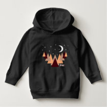 Pacific Northwest Mountain Dreamscape ~ Hoodie