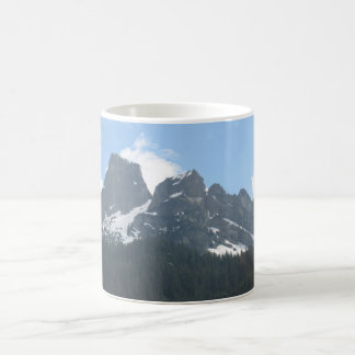 Pacific Northwest Mountains Coffee Mug
