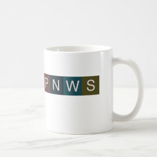 Pacific Northwest Stories LOGO MUG