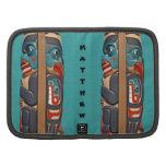 Pacific Northwest Totem Design Rickshaw Organizer