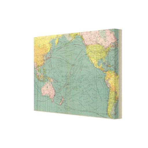 Pacific Ocean 10 Canvas Print