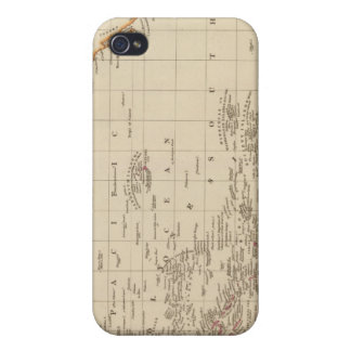 Pacific Ocean 2 Cases For iPhone 4