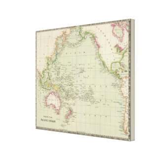 Pacific Ocean 3 Canvas Print
