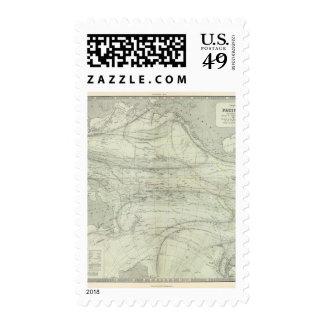 Pacific Ocean 4 Stamp