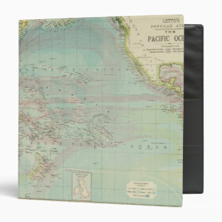 Pacific Ocean 5 Vinyl Binder