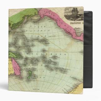 Pacific Ocean 6 Binder