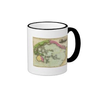 Pacific Ocean 6 Ringer Mug