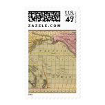 Pacific Ocean 7 Postage Stamp