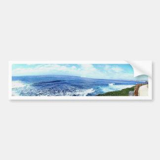 Pacific Ocean at La Jolla Bumper Sticker