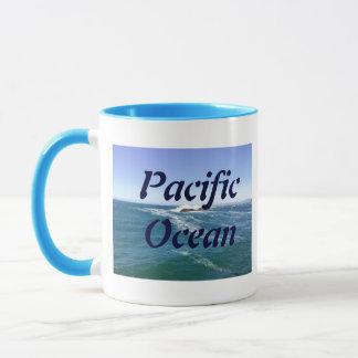 Pacific Ocean at Redondo Beach, California Mug