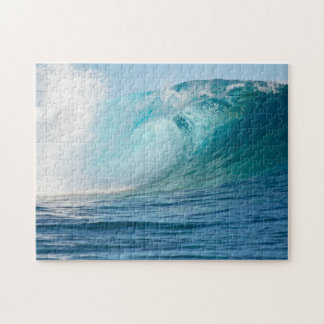Pacific ocean big wave breaking jigsaw puzzles