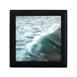Pacific Ocean Blue Gift Box
