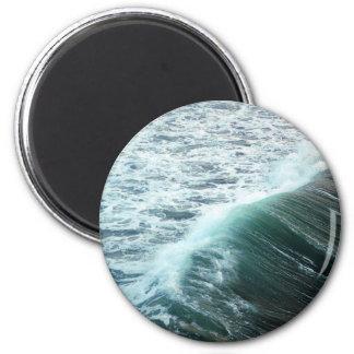 Pacific Ocean Blue Magnet