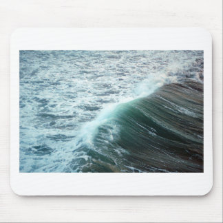 Pacific Ocean Blue Mouse Pad