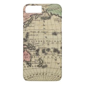 Pacific Ocean, British Islands iPhone 7 Plus Case