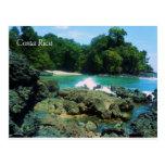 Pacific Ocean - Costa Rica Postcard