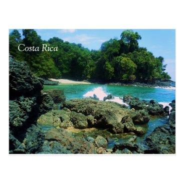 Anetas_Art Pacific Ocean - Costa Rica Postcard