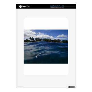 Pacific Ocean Maui Skin For iPad