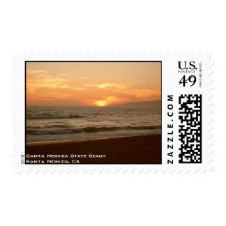 Pacific Ocean Postage