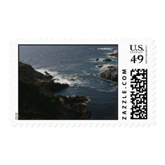 Pacific Ocean Postage Stamps