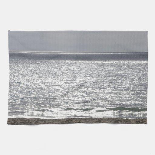 Pacific Ocean, Santa Cruz_.jpg Kitchen Towels