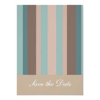 Pacific Ocean Stripes Card