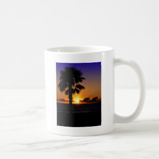 Pacific Ocean Sunset Coffee Mug