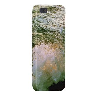 PACIFIC OCEAN WAVES BREAKING OF THE ROCKY COAST iPhone SE/5/5s COVER