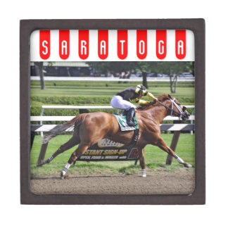 Pacific Ocean winning the James Marvin Stakes Gift Box